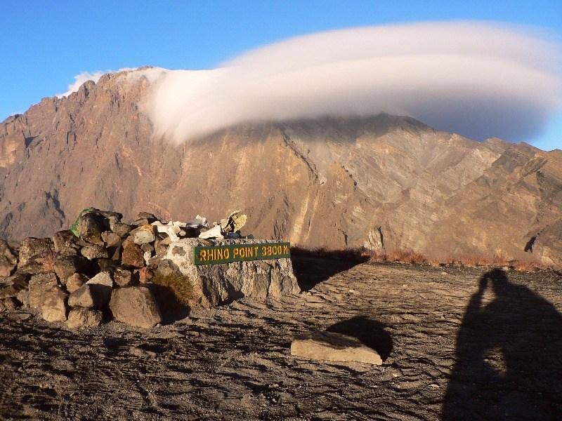 Восхождение на вулкан Меру